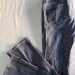 Denim - Black/Charcoal washed Skinny/Relaxed Jeans